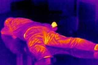 Firefighter Thermal Imager for Fire Scene Search and Rescue