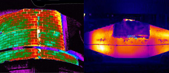 Thermal Imaging Cameras for Determination