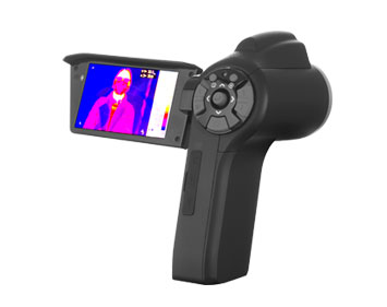 Human Body Temperature Measuring Thermal Camera